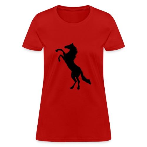 ustang - Women's T-Shirt