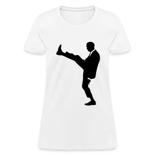 Funny walk - Women's T-Shirt