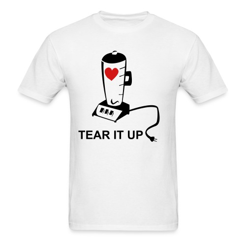 TEAR IT UP Shirt - Men's T-Shirt