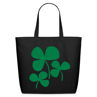 Black St. Patrick's day Bags