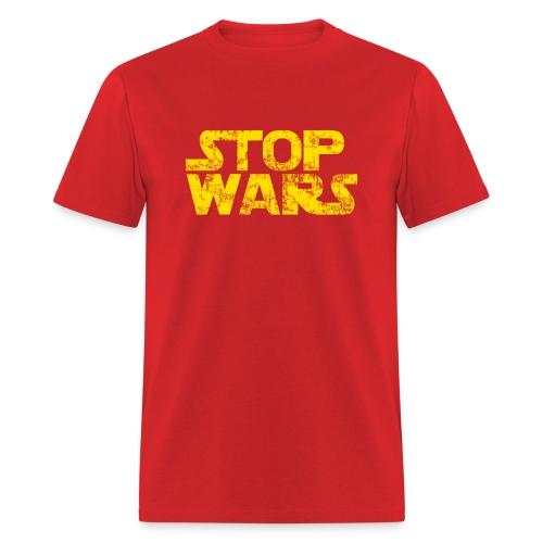Stop Wars T-Shirt - Men's T-Shirt