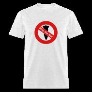 T-Shirts ~ Men's T-Shirt ~ Anti War - Stop Bombing Mens T-Shirt