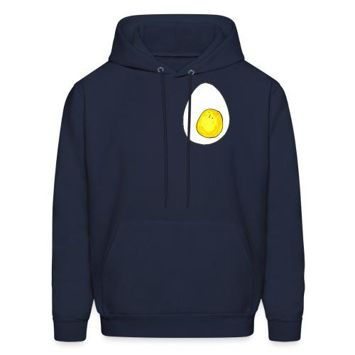 Men's Royal Blue Egg Logo Hoodie - Men's Hoodie