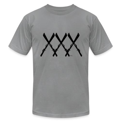 XXX Ski - Men's Fine Jersey T-Shirt