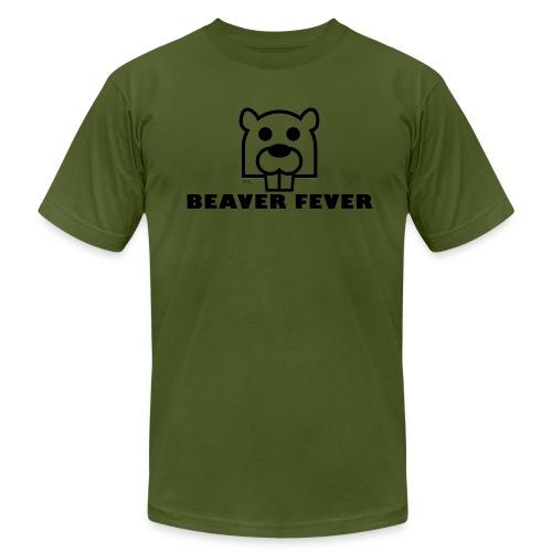 Beaver Fever - Men's Fine Jersey T-Shirt