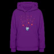 Hoodies ~ Women's Hoodie ~ Valentines day hoodie