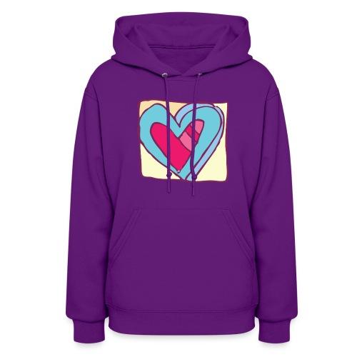 Valentines day hoodie - Women's Hoodie