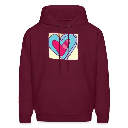 Valentines day hoodie - Men's Hoodie