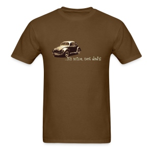 it's my car t-shirt - Men's T-Shirt