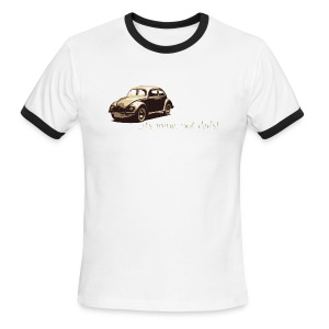 it's my car t-shirt - Men's Ringer T-Shirt