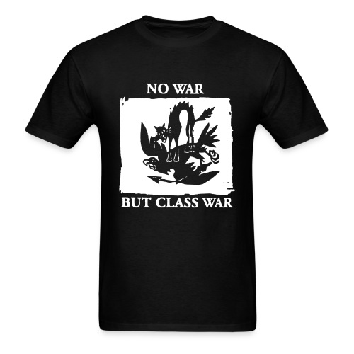Anarchist t-shirt - Men's T-Shirt