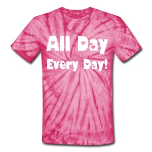 It's what I do! - Unisex Tie Dye T-Shirt