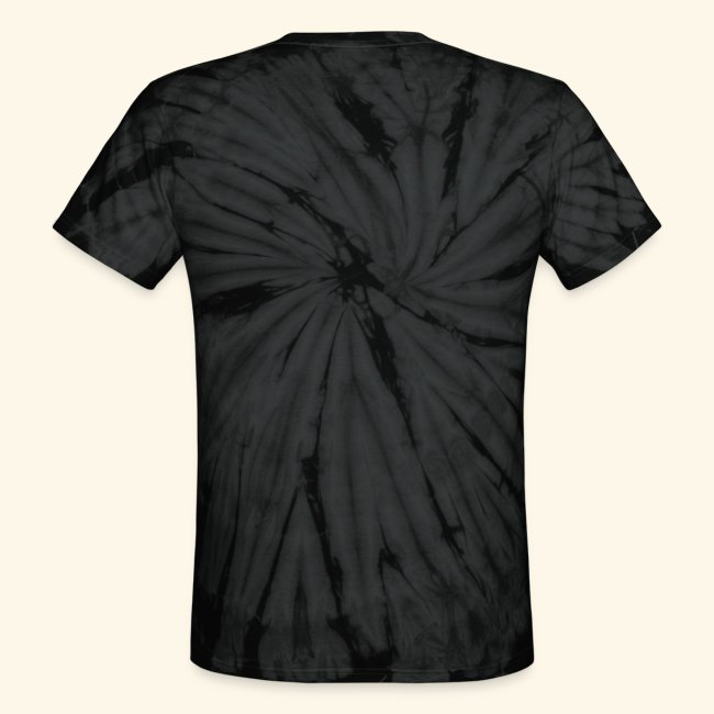 'Guitarded' shirt with vertical 'Guitarded' design