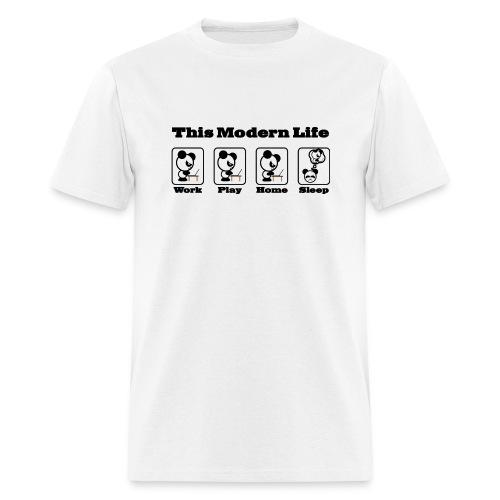 This Modern Life - Men's T-Shirt