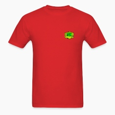 Red Homegrown [THC] Cube (3colors) T-Shirts