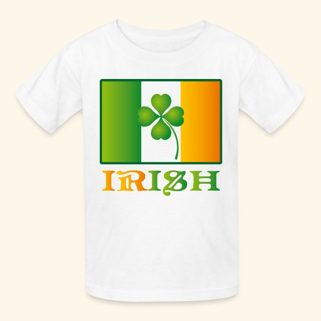 725a37d7 Mainstreet Kids T-shirts and Gifts | Mainstreetkids | Irish Flag ...
