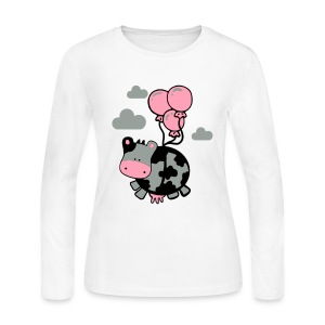 Kawaii - Women's Long Sleeve Jersey T-Shirt