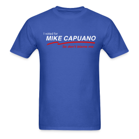 I Voted for Capuano - Men's T ~ 351