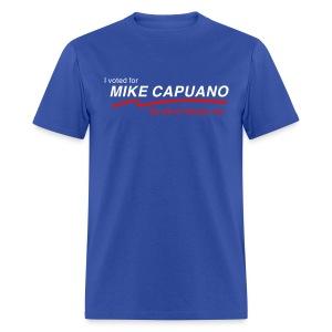 I Voted for Capuano - Men's T - Men's T-Shirt
