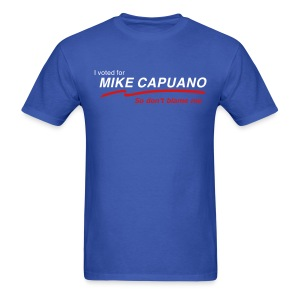 I Voted for Capuano - Men's T - Men's T-Shirt