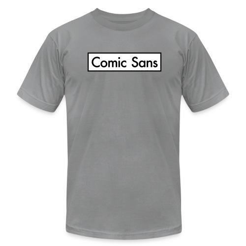 Comic Sans Appreciation #2 - Men's Fine Jersey T-Shirt