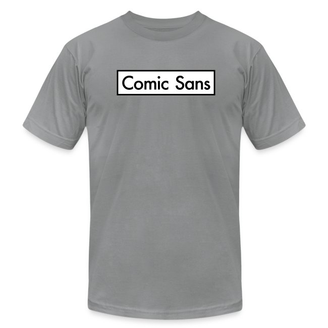 Comic Sans Appreciation #2