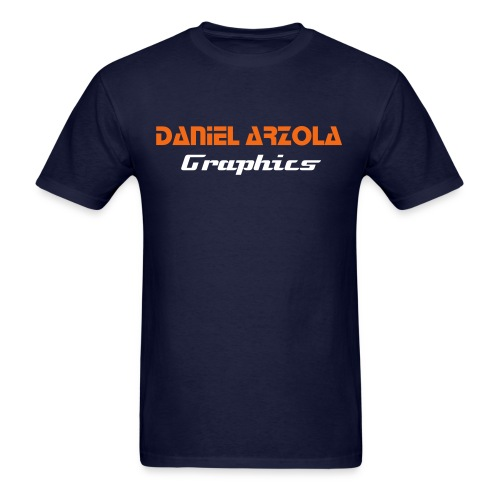 Daniel Arzola Graphics 2 - Men's T-Shirt