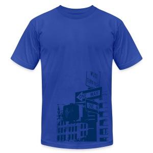 One Way - Men's Fine Jersey T-Shirt