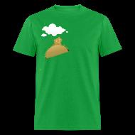 T-Shirts ~ Men's T-Shirt ~ Bonky Taco