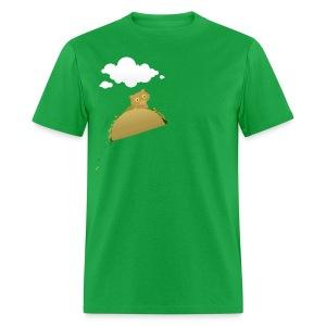 Bonky Taco  - Men's T-Shirt