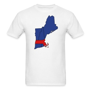 The Texas of New England (standard weight) - Men's T-Shirt