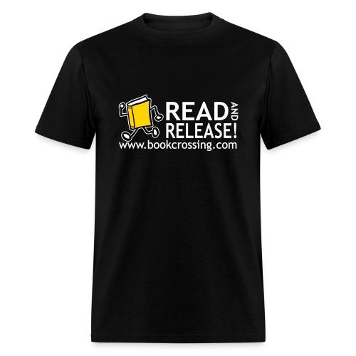 Men's Standard Weight Basic Tee - Men's T-Shirt