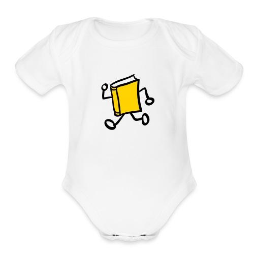 Baby Short Sleeve Comfy  - Short Sleeve Baby Bodysuit