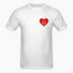 Light oxford power of love v1 T-Shirts