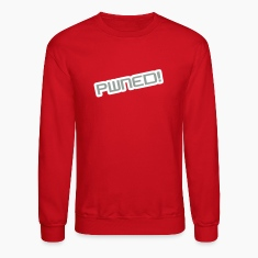 Red Pwned! Long Sleeve Shirts