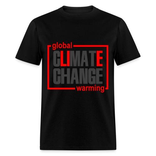 Global Warming - Men's T-Shirt