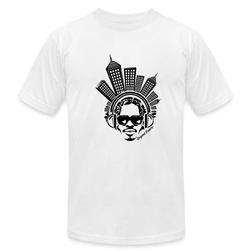 Urban Music T - Men's Fine Jersey T-Shirt