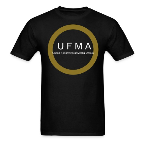 Men's T-Shirt - Show your support with this classic ufma design