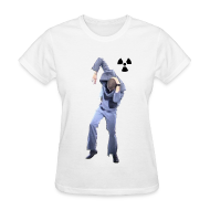 T-Shirts ~ Women's T-Shirt ~ CHERNOBYL CHILD DANCE