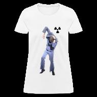 Women's T-Shirts ~ Women's T-Shirt ~ CHERNOBYL CHILD DANCE
