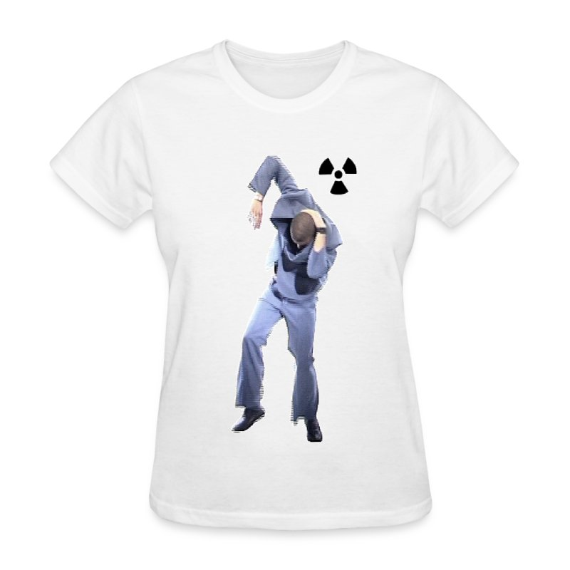 CHERNOBYL CHILD DANCE - Women's T-Shirt