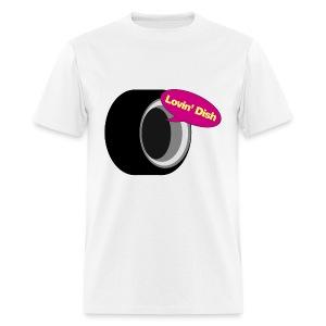 Lovin Dish White - Men's T-Shirt