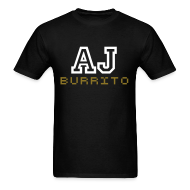 T-Shirts ~ Men's T-Shirt ~ AJ Burrito Shirt