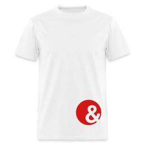 Ampersand Shirt - Men's T-Shirt