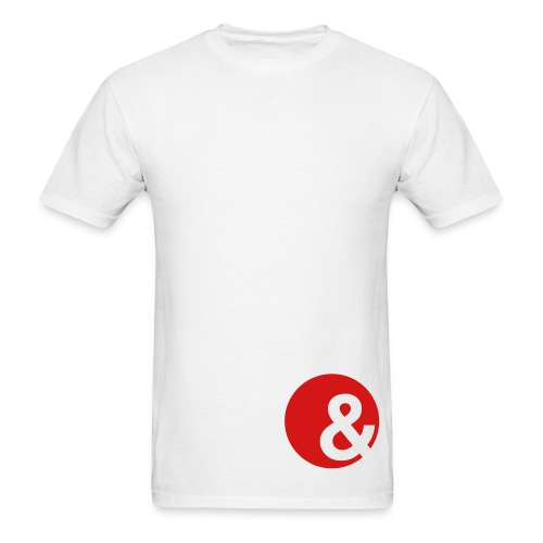 Ampersand Shirt - Men's T-Shirt