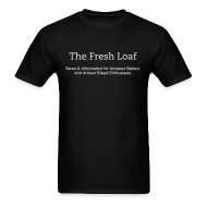 T-Shirts ~ Men's T-Shirt ~ Simple Black TFL shirt