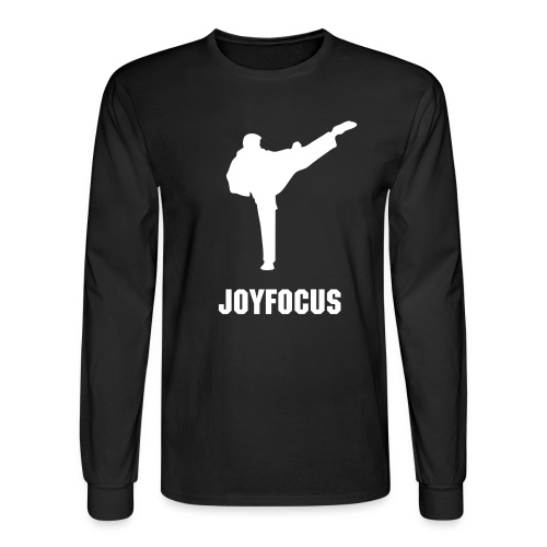 More chops than Karate School! - Men's Long Sleeve T-Shirt