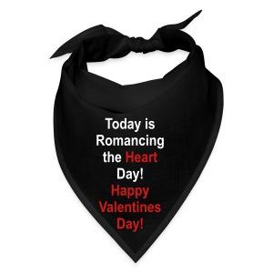 Happy Valentines Day - Bandana