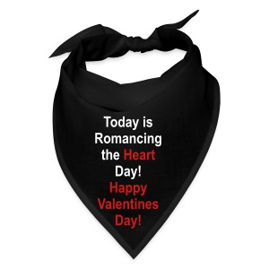 Happy Valentines Day - Bandana
