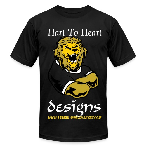 Hartz Promotion shirt - Men's  Jersey T-Shirt